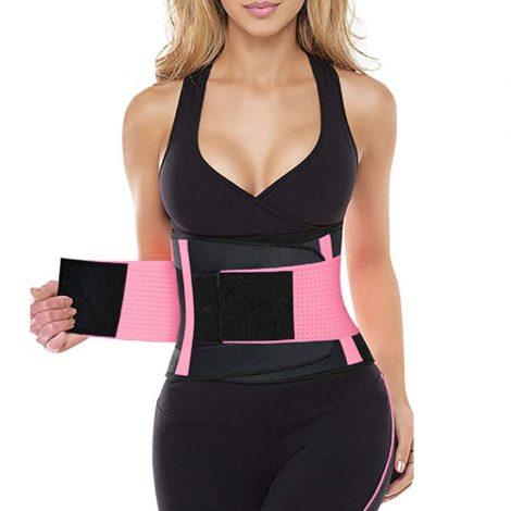 Hourglass Waist Trainer Fitness Belt
